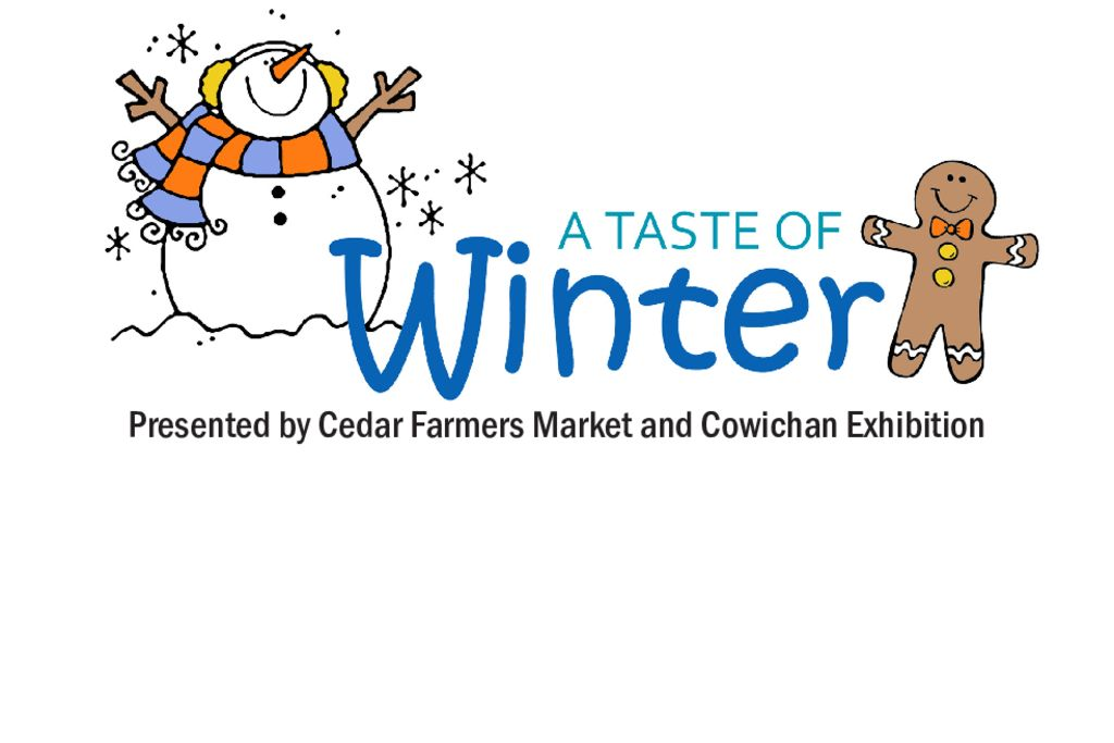 thumbnail of Taste of Winter Logo with Text